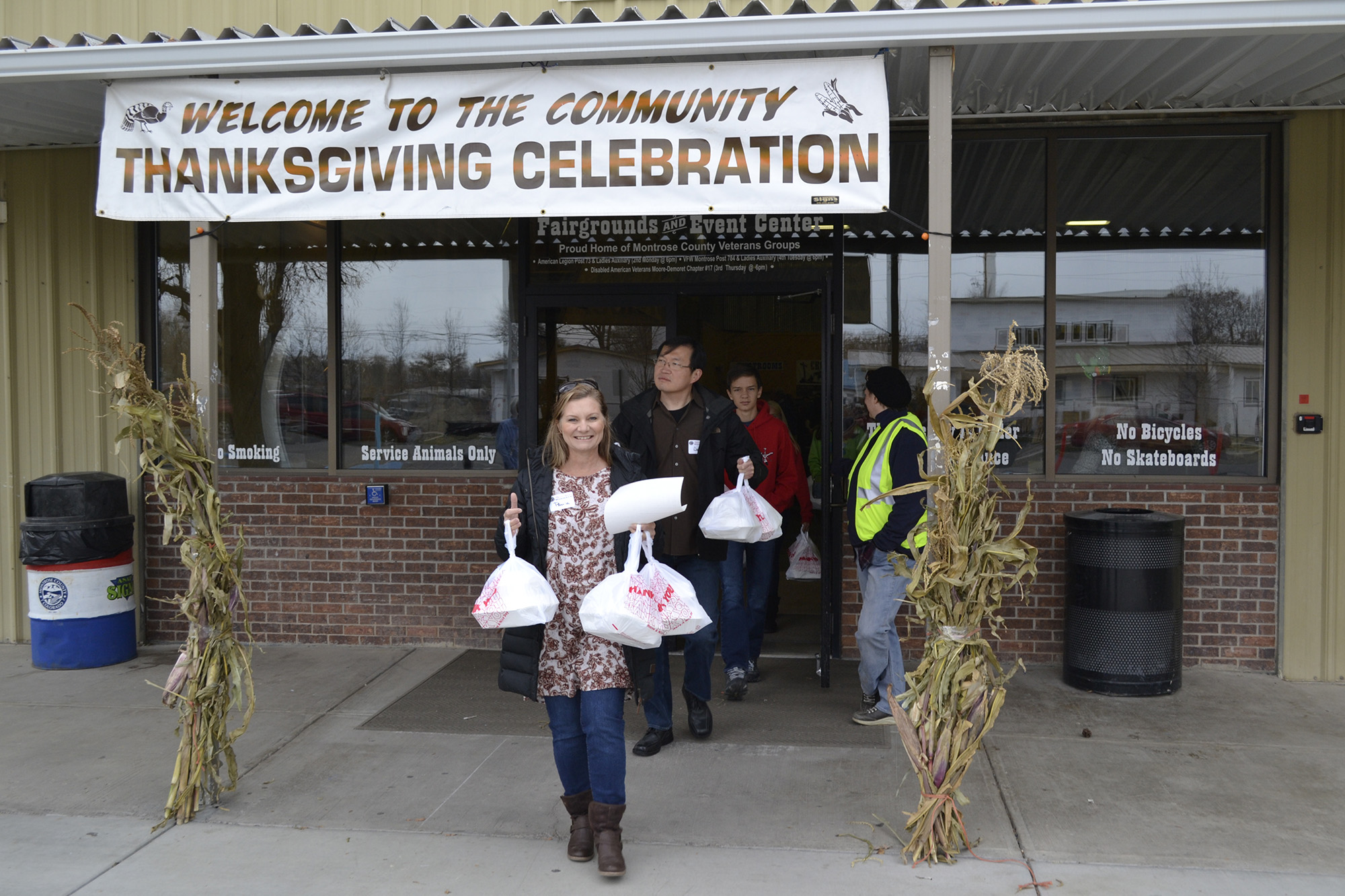 Montrose CO Community Food Delivery