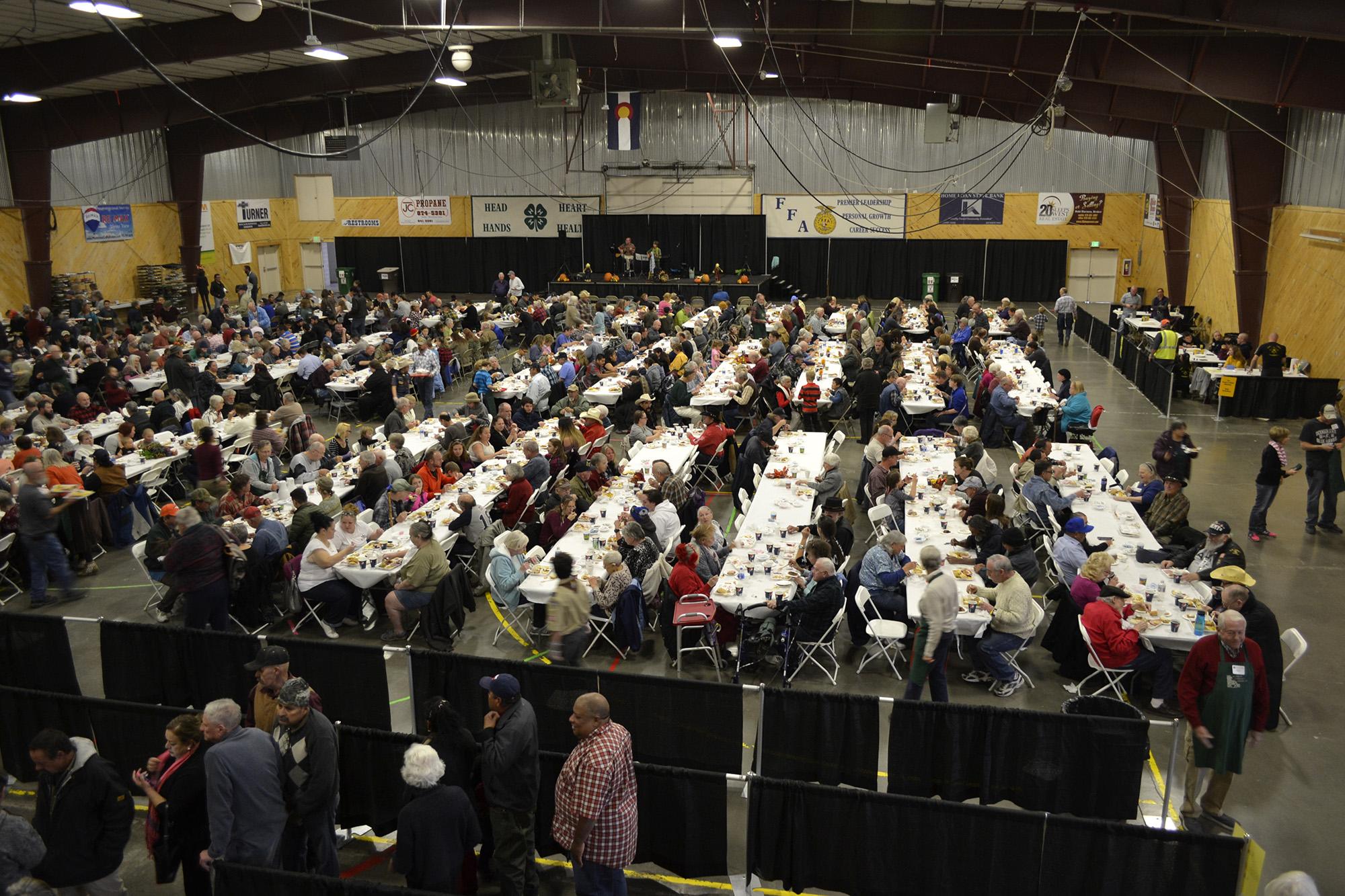 Montrose CO Community Thanksgiving Dinner